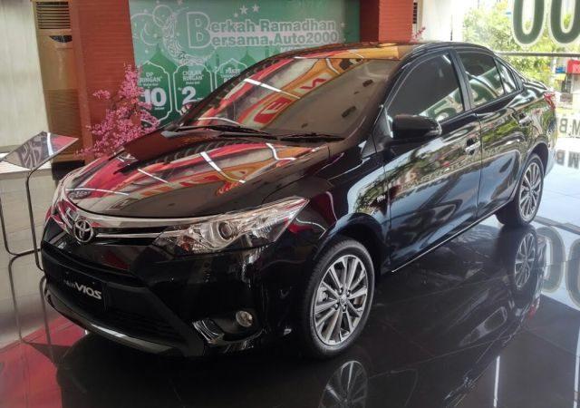 Toyota Vios G CVT